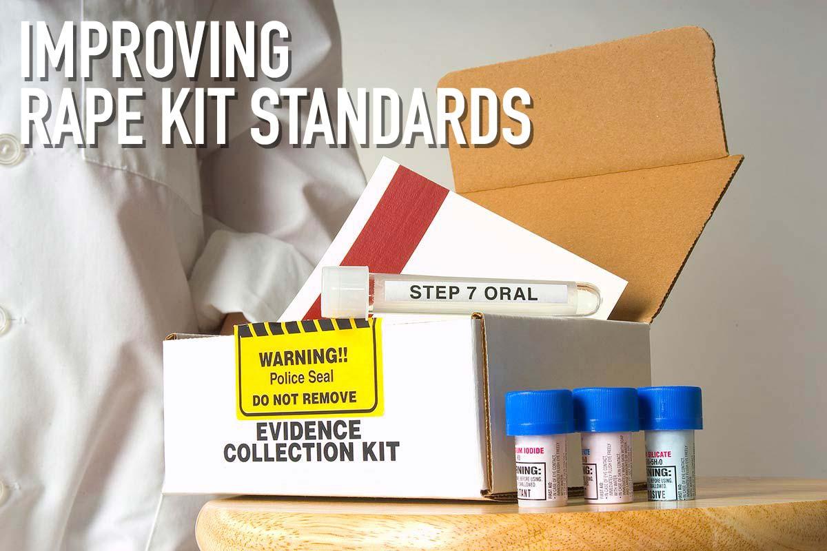 rape kit standards