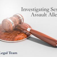 sexual assault allegations