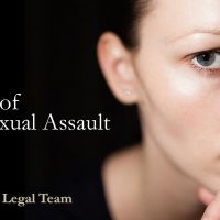 types of sexual assault